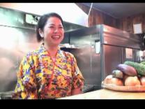 沖縄家庭料理 あいあいオーナー渡慶次 愛