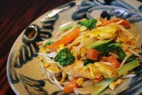 もちろん定番の沖縄料理もあります。