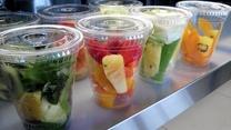 食べる野菜ジュース 300円
